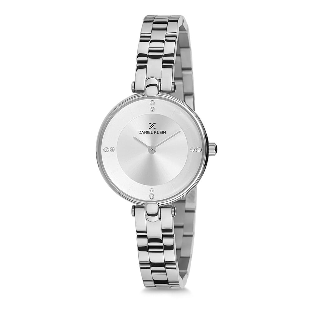 0a82ba5301 Dámské hodinky z nerezové oceli Daniel Klein Swan