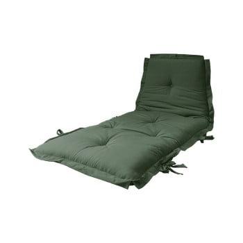 Futon pliabil Karup Design Sit & Sleep Olive Green imagine
