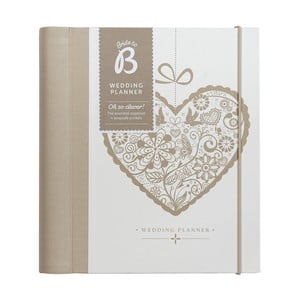 Notes pro nevěsty Busy B Wedding planner