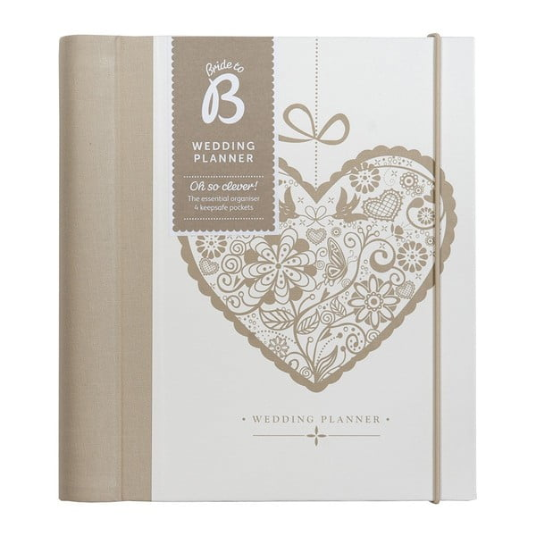 Notes pro nevěsty BusyB Wedding planner