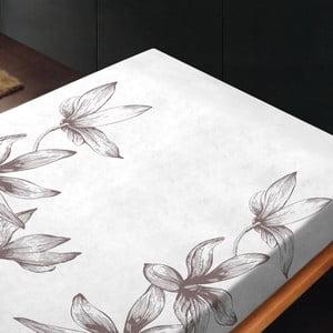 Prostěradlo Alma Gris, 240x260 cm