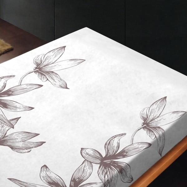 Prostěradlo Alma Gris, 180x260 cm