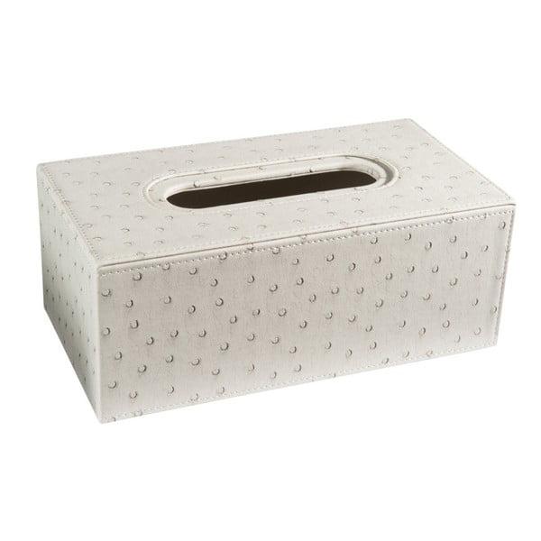 Krémový box na kapesníky J-Line