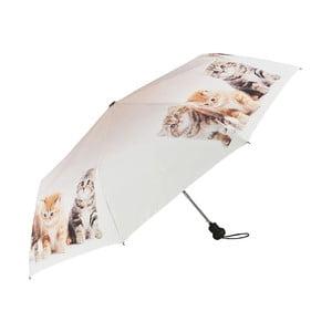 Skládací deštník Von Lilienfeld Kittens Trio
