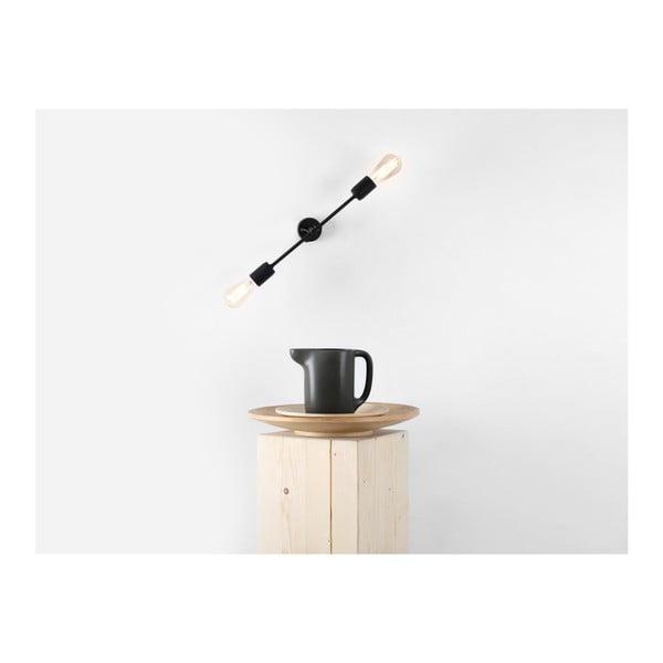 Aplică Custom Form Twigo, lățime 43 cm, negru