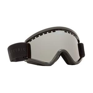 Pánské lyžařské brýle Electric EGV Gloss Black - Bronze Silver Chrome, vel. M