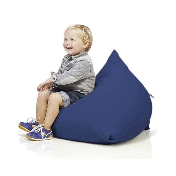 Modrý sedací vak pro celou rodinu Terapy Sydney