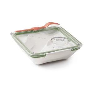 Zelený svačinový box Black+Blum Appetit, 880 ml