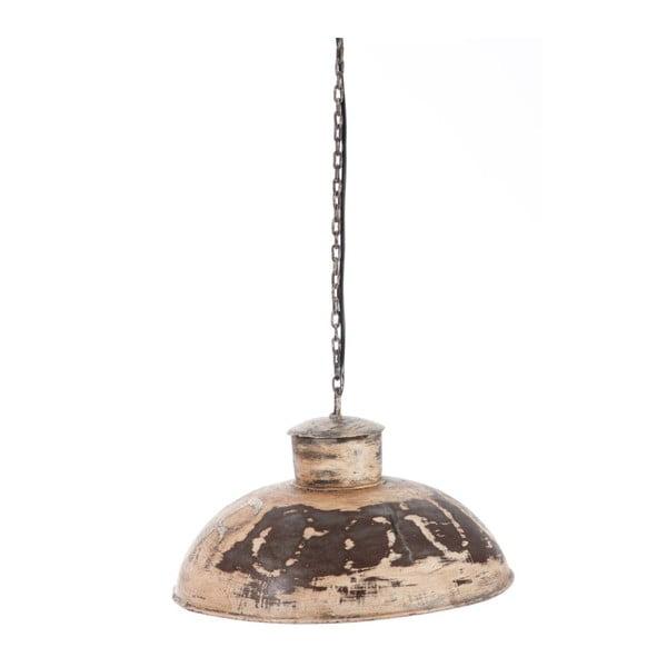 Stropní svítidlo Antic Grey, 39x39x25 cm