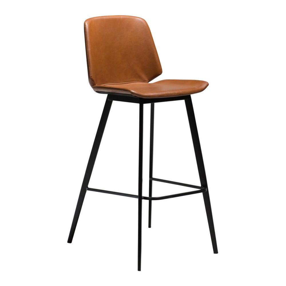 Světle hnědá barová židle DAN-FORM Denmark Swing