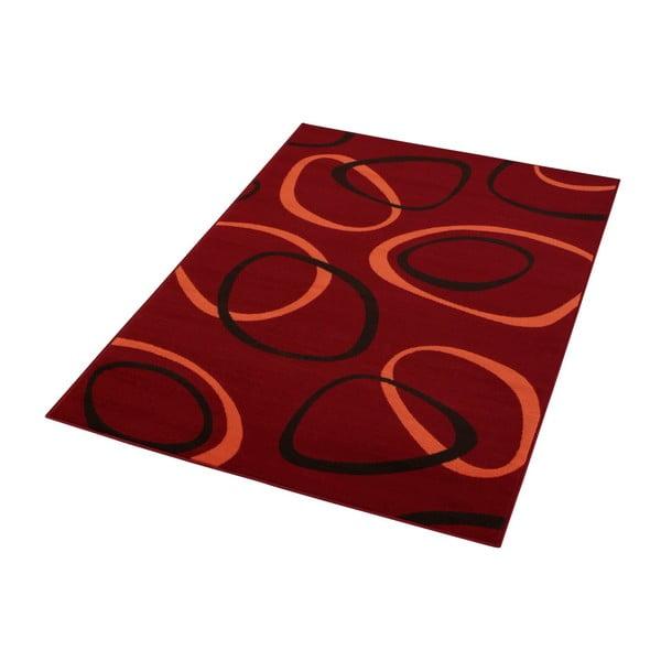 Koberec Hanse Home Prime Pile Rings Vine, 60 x 110 cm