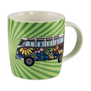 Cană Hippie Bus