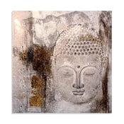 Obraz na plátně Buda, 100x100 cm