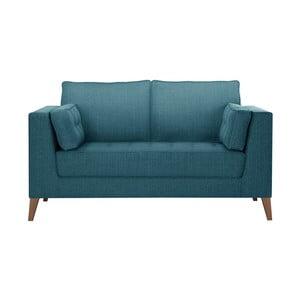 Canapea cu 2 locuri Stella Cadente Maison Atalaia Turquoise, turcoaz