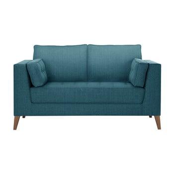 Canapea cu 2 locuri Stella Cadente Maison Atalaia Turquoise turcoaz