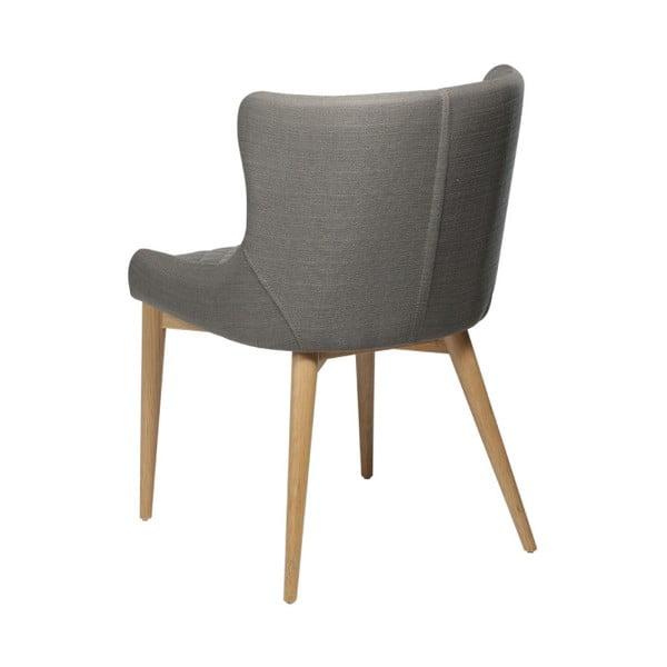 Světle hnědá jídelní židle DAN-FORM Denmark Vetro