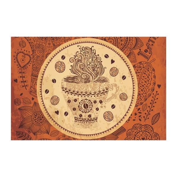 Obraz Coffee Sun, 80x60 cm