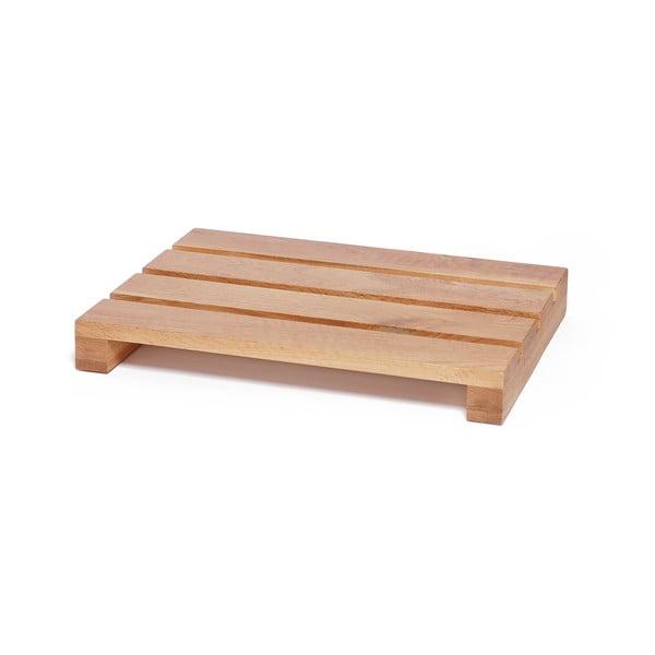 Dřevěná podložka do koupelny Wireworks Apartment