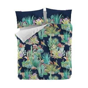 Povlak na peřinu z čisté bavlny Happy Friday Cactus,140x200cm