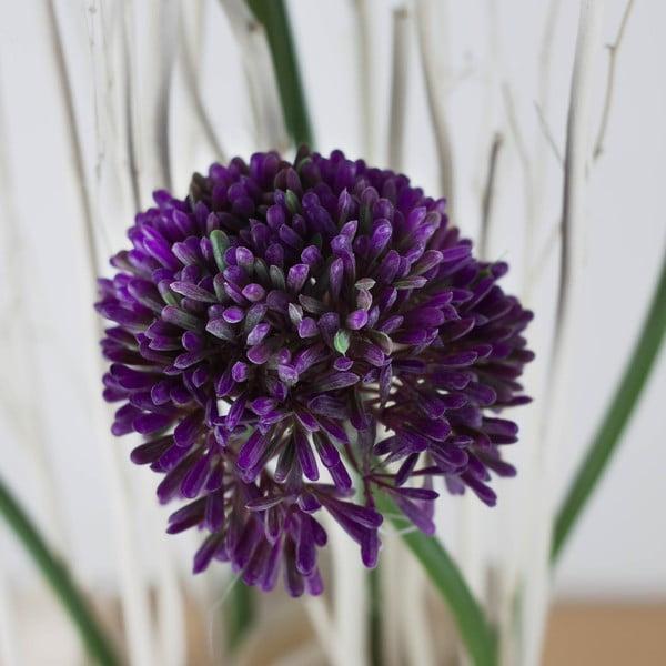 Květinová dekorace od Aranžérie, velký ozdobný česnek