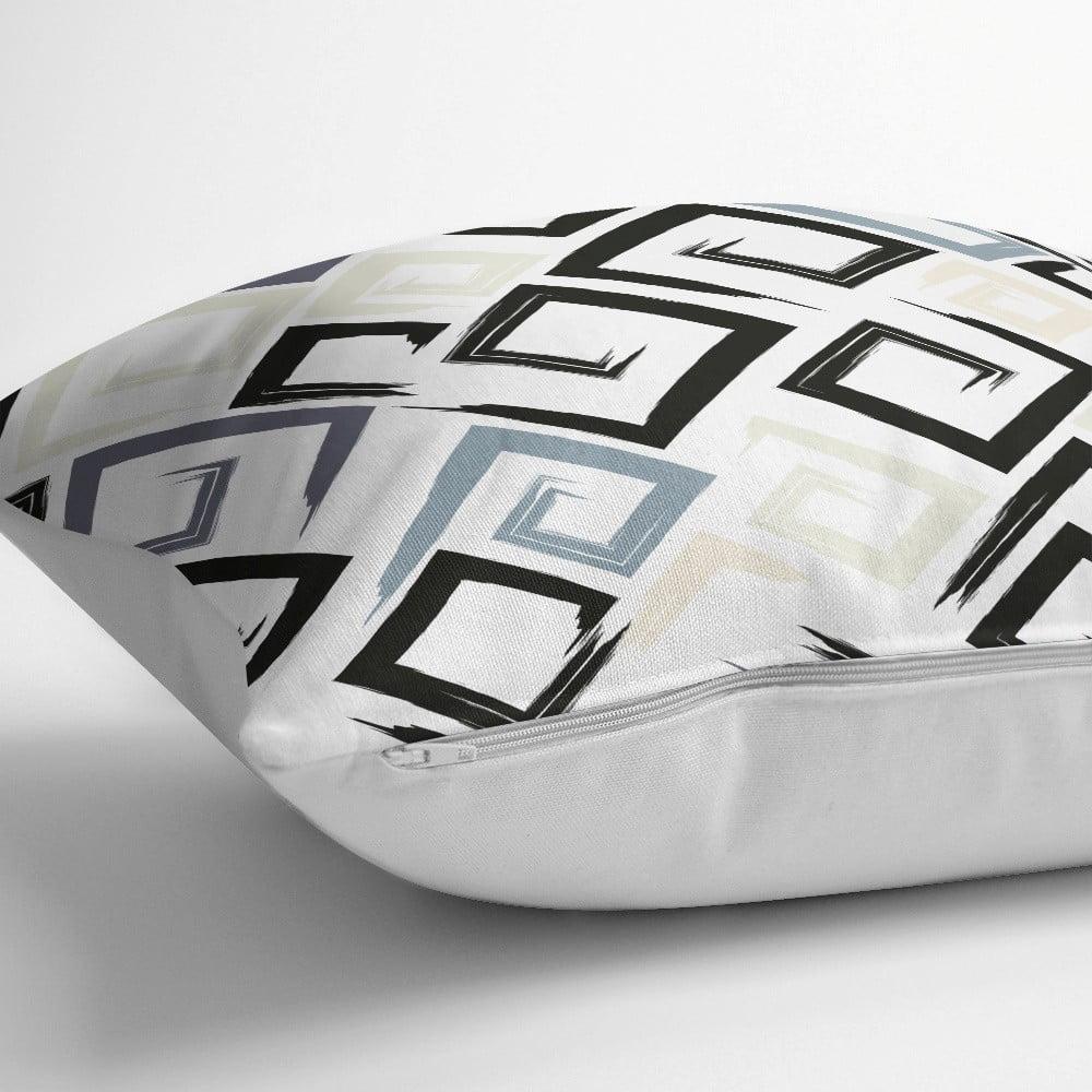 Produktové foto Povlak na polštář Minimalist Cushion Covers Geometric Model, 45x45cm