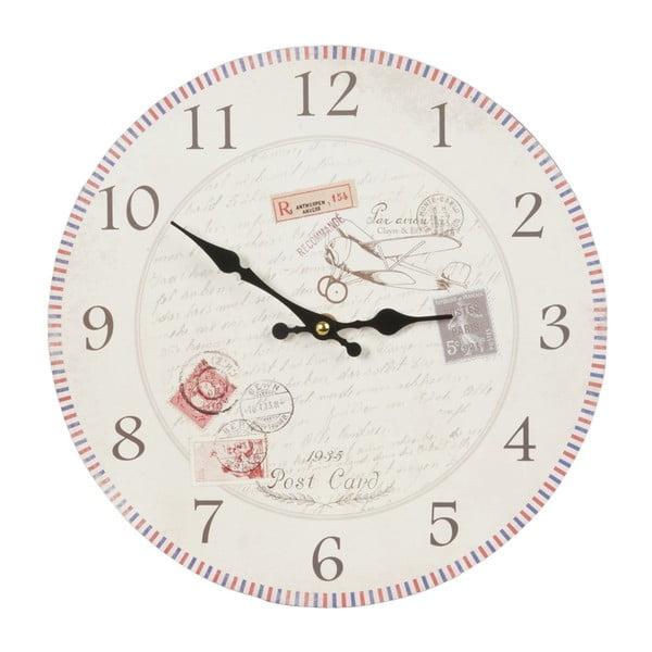 Nástěnné hodiny Post, 29 cm