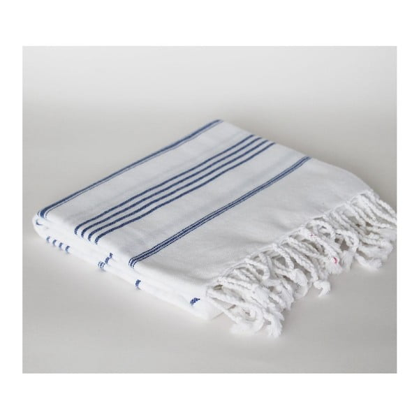 Peshtamal Sultan White/Blue, 95x170 cm