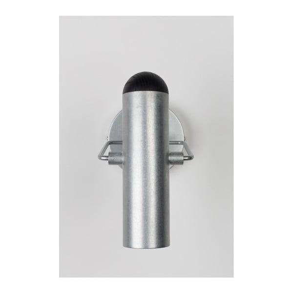 Nástěnné svítidlo ve stříbrné barvě Marlon