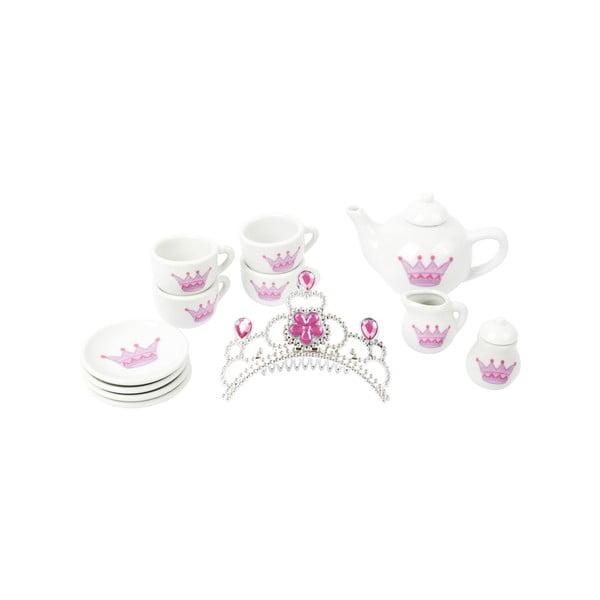 Detský čajový set s korunkou Legler Crown
