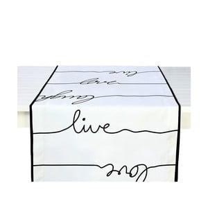 Běhoun na stůl Live, 50x140 cm