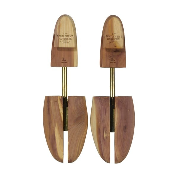 Forma do bot Gentlemen's Hardware Shoe Tree, vel. 9-10