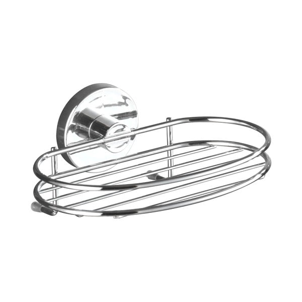 Miska na mýdlo bez nutnosti vrtání Wenko Vacuum-Loc Milazzo, až33kg