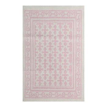 Covor Pink Ornament, 120×180 cm de la Sesli Home