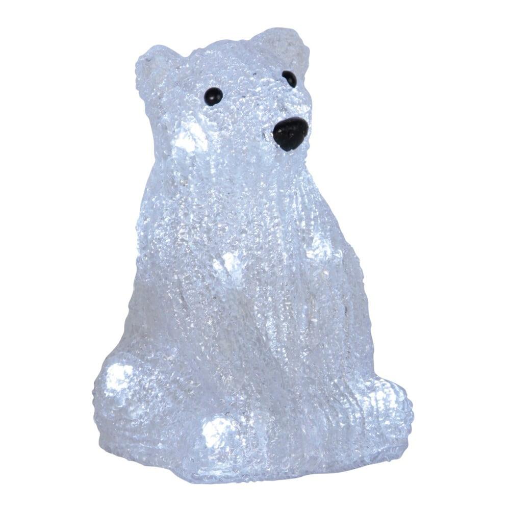 Svítící dekorace Best Season Crystal Polarbear II