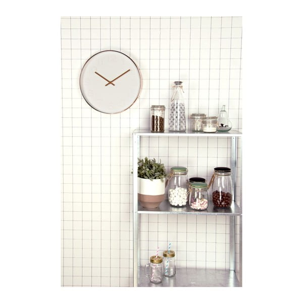 Lahev Present Time Hexagon Pattern Gold