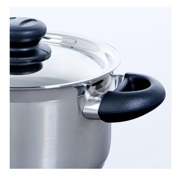 Nerezový hrnec BK Cookware Karaat+, 18 cm