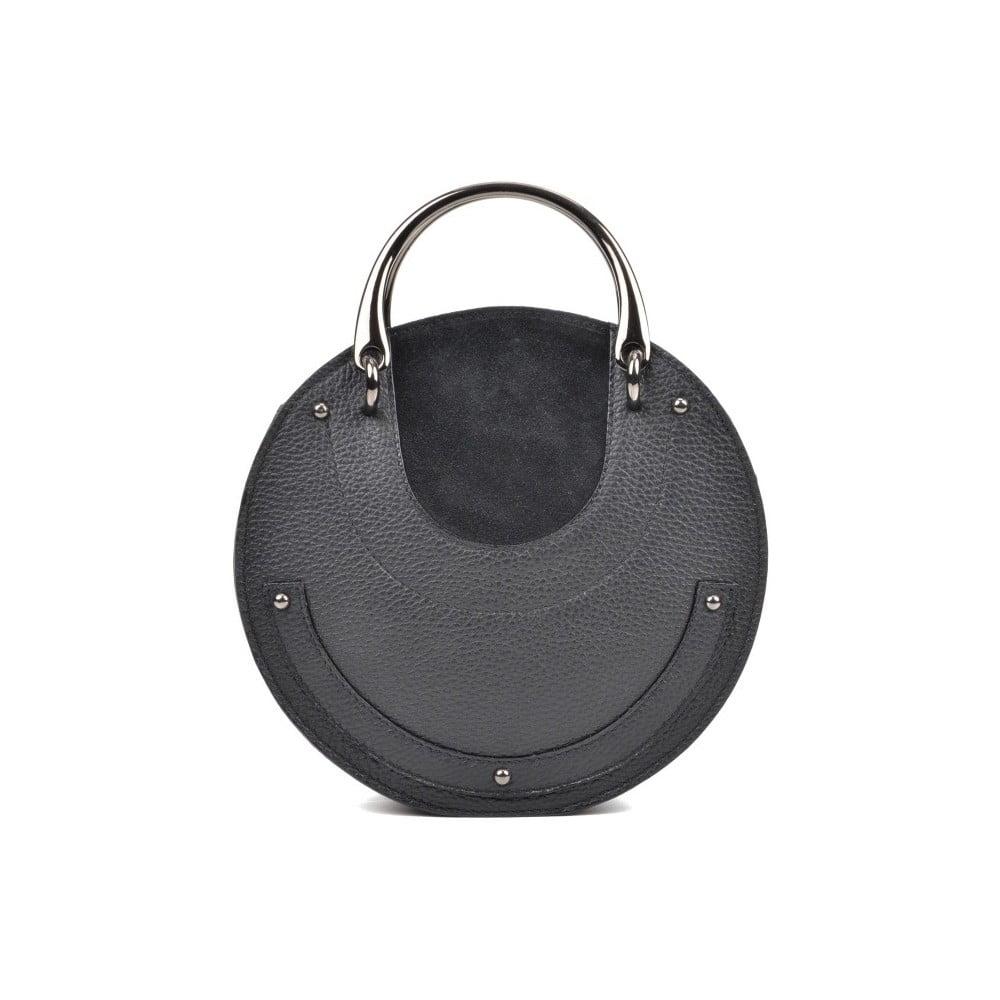 Černá kožená kabelka Isabella Rhea Alice 0f219ff85f7