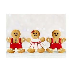 Sada 2 obdélníkových prostírání Crido Consulting The Gingerbreads, 40 x 30 cm