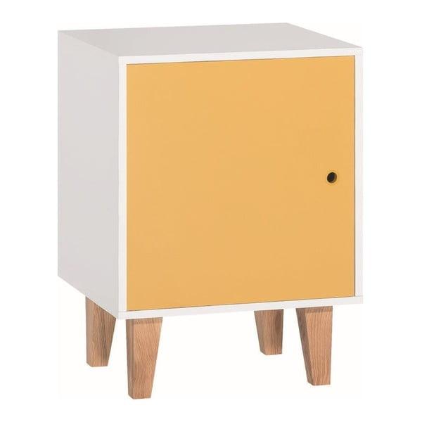 Concept sárga-fehér szekrény - Vox