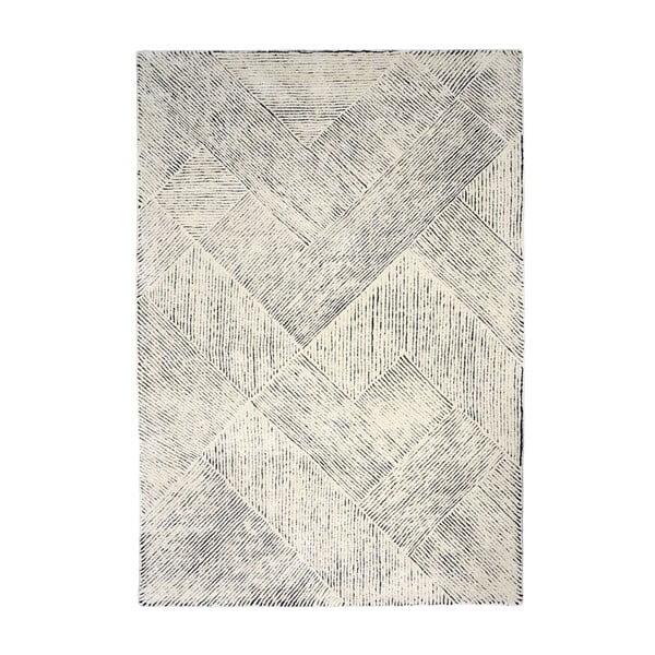 Vlněný koberec Balta Beige, 160x230 cm