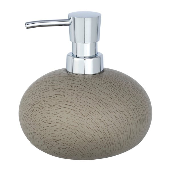 Dozator săpun Wenko, gri - maro