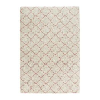 Covor Mint Rugs Grace Creme Rose, 200 x 290 cm, crem-roz de la Mint Rugs