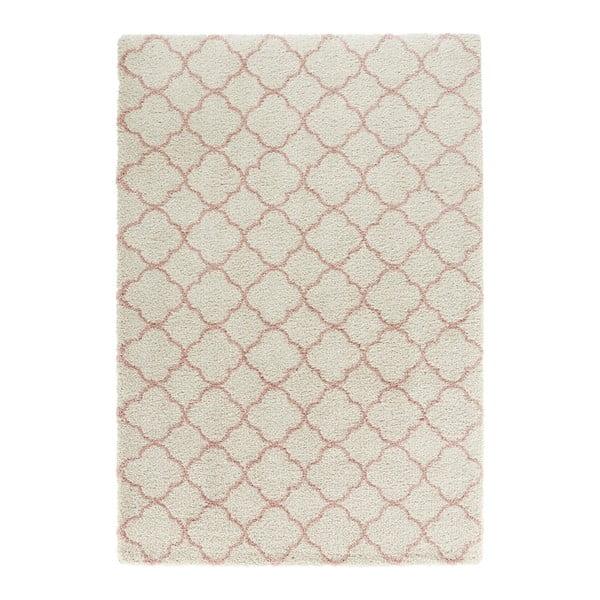 Grace Creme Rose krémszínű-rózsaszín szőnyeg, 120 x 170cm - Mint Rugs
