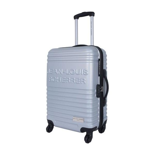 Sada 3 kufrů Jean Louis Scherrer Trolley Silver