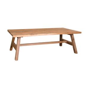 Konferenční stolek z teakového dřeva House Nordic Barcelona, délka120cm