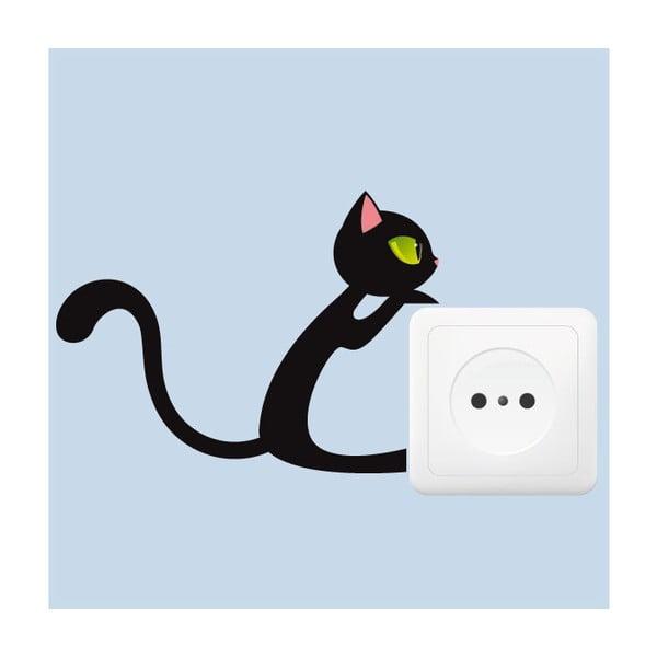 Samolepka Fanastick Black Cat
