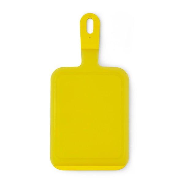 Żółta deska do krojenia Brabantia Cut