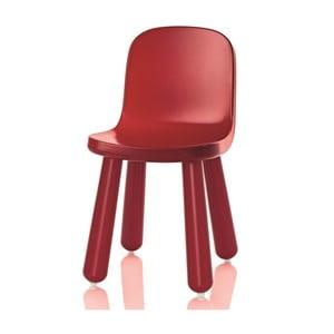 Červená židle Magis Still