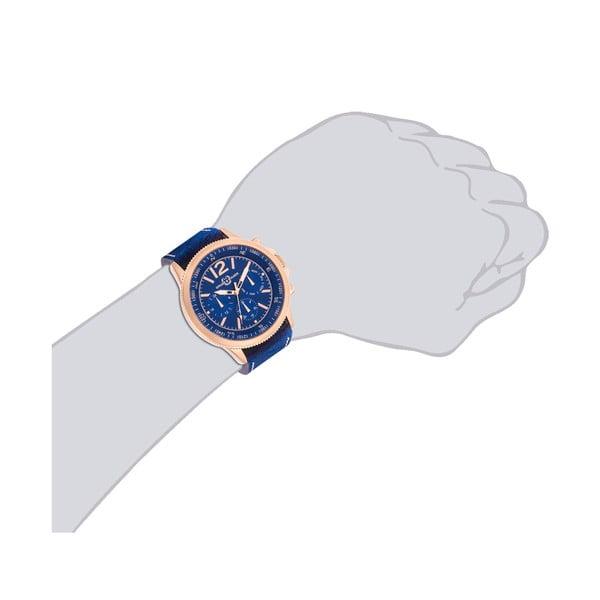 Pánské hodinky Spike Blue