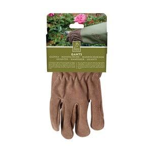 Mănuși grădinărit Esschert Design Spelter, verde măslină